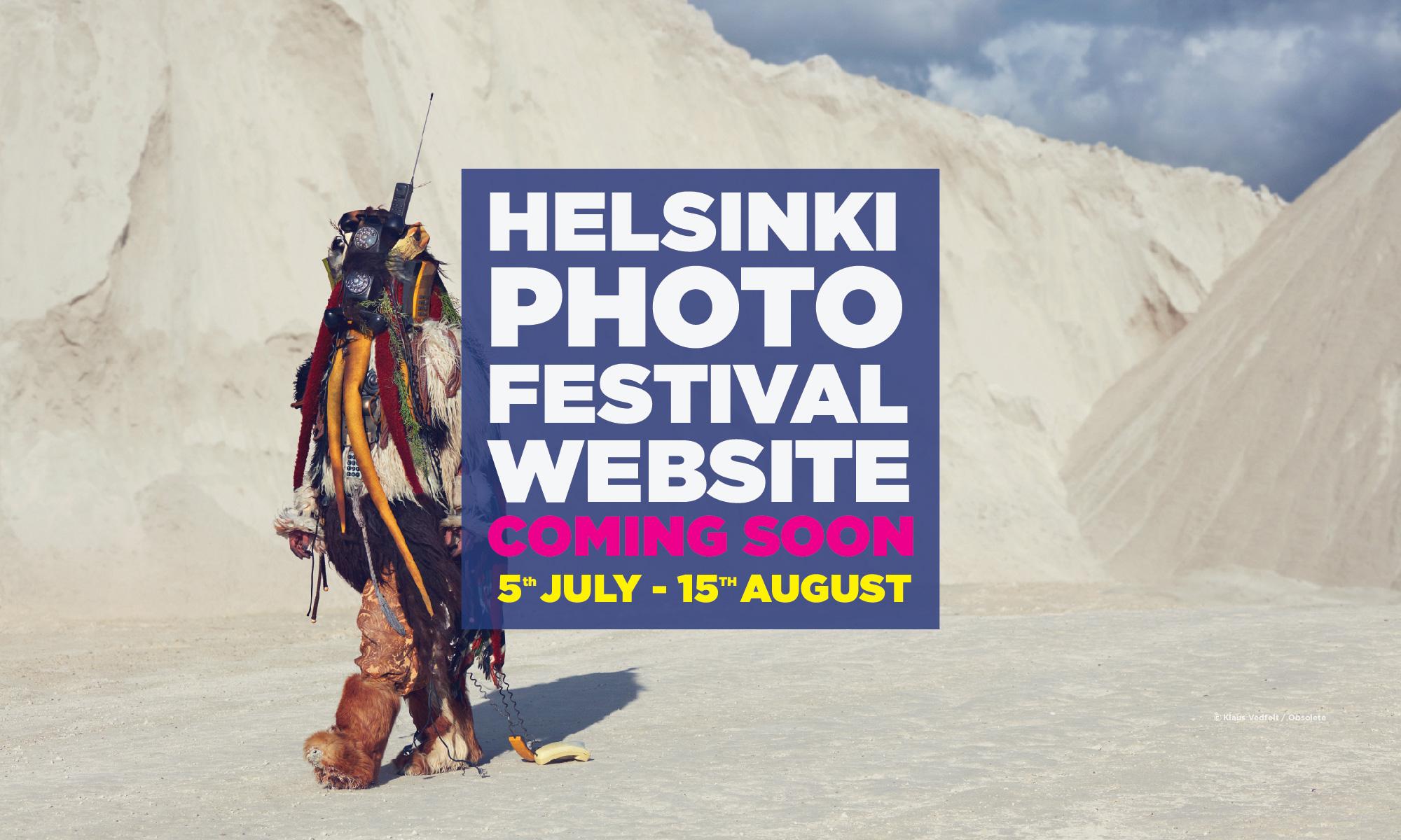 Helsinki Photo Festival 2018