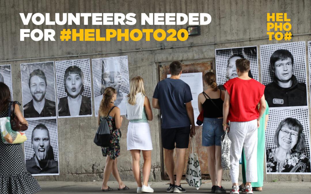 Volunteers #2020