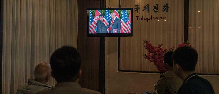 DPRK After Trump Kim Summit by Y