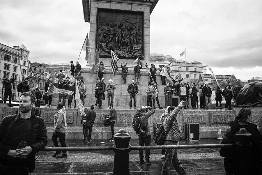 From May Day 2017, London, UK by David Sladek