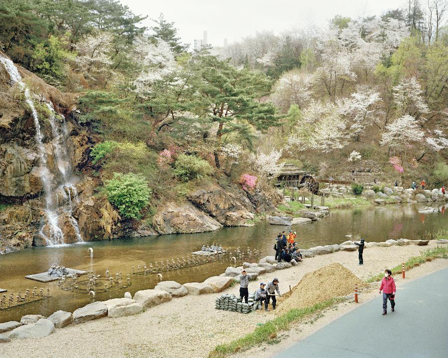 Hongje Stream 2015 from the series Better Days by Seunggu Kim