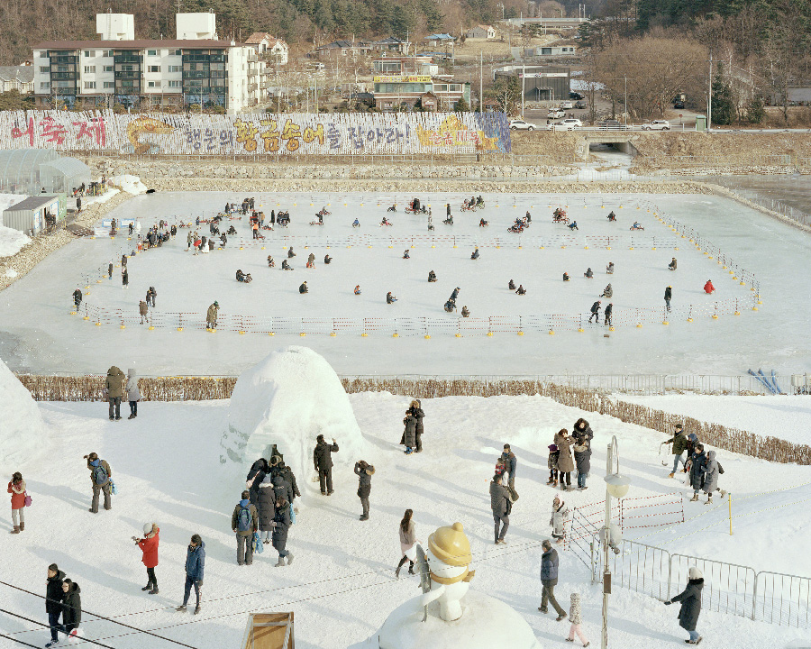 Pyeongchang Festival 2019 from the series Better Days by Seunggu Kim