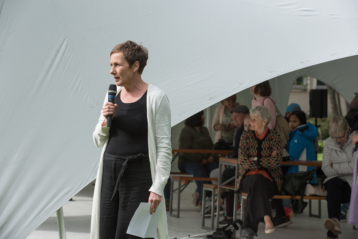 Nordic Village Opening 2020 / The National Museum of Finland / Museum Director Elina Anttila